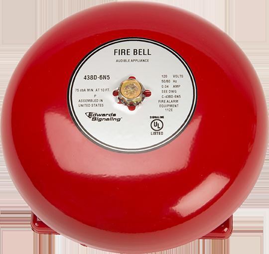 Edwards Signaling Fire Alarm Bells 323d Amp 430d Series