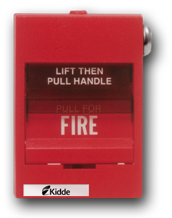 Double-Action Fire Alarm Stations